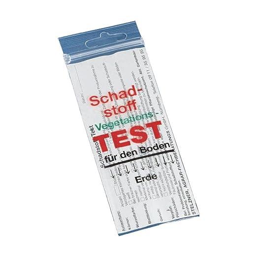 san francisco 9d860 3a086 STELZNER Schadstoff Teststäbchen Teststäbchen: Amazon.de ...