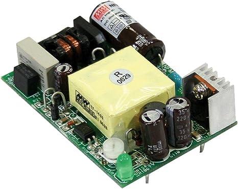 1 Outputs 15 W 12 V AC//DC Enclosed Power Supply Medical PSU 1.25 A