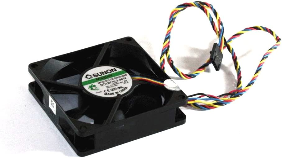 ANBE Replacement Case Fan for 9DVNN Dell OptiPlex