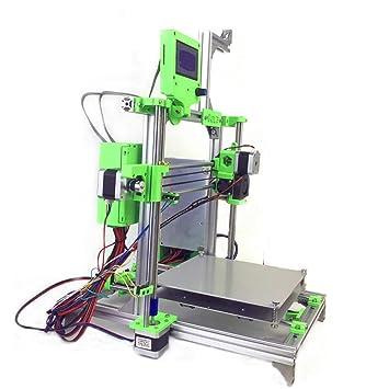 YNPGHG Kit De Bricolaje De Impresora 3D, Tamaño De Impresora 180Mm ...