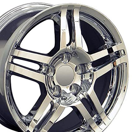 Amazoncom X Wheels Fit Acura TL Style Chrome Rims Hollander - Rims for acura tl