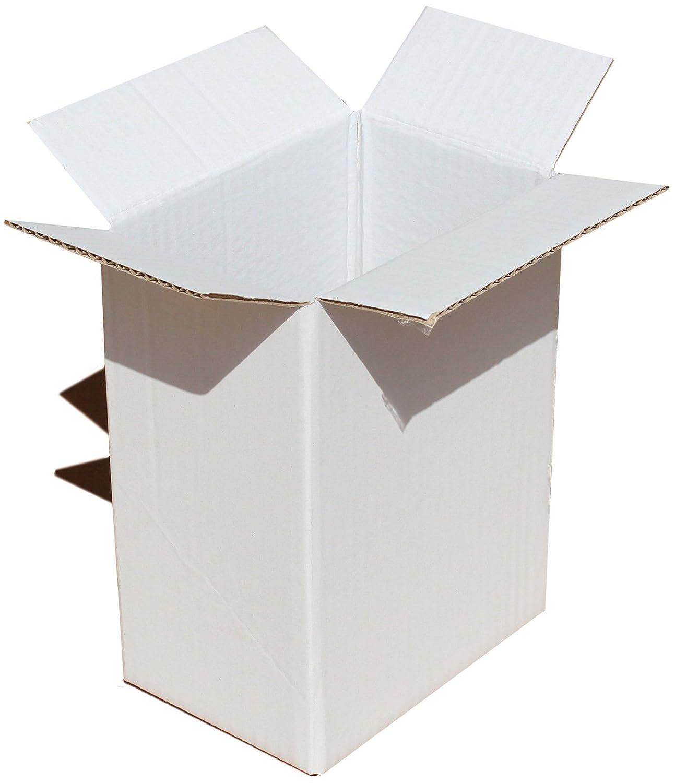 20 cm x 26 cm x x x 33 cm weiß verpackungsboxen Stauraum Post für  Kuchen Party Geschenk Kaffee Tee Porzellan Set Verpackung (15) weiß B01G8S8JOQ   eine breite Palette von Produkten  fd5756