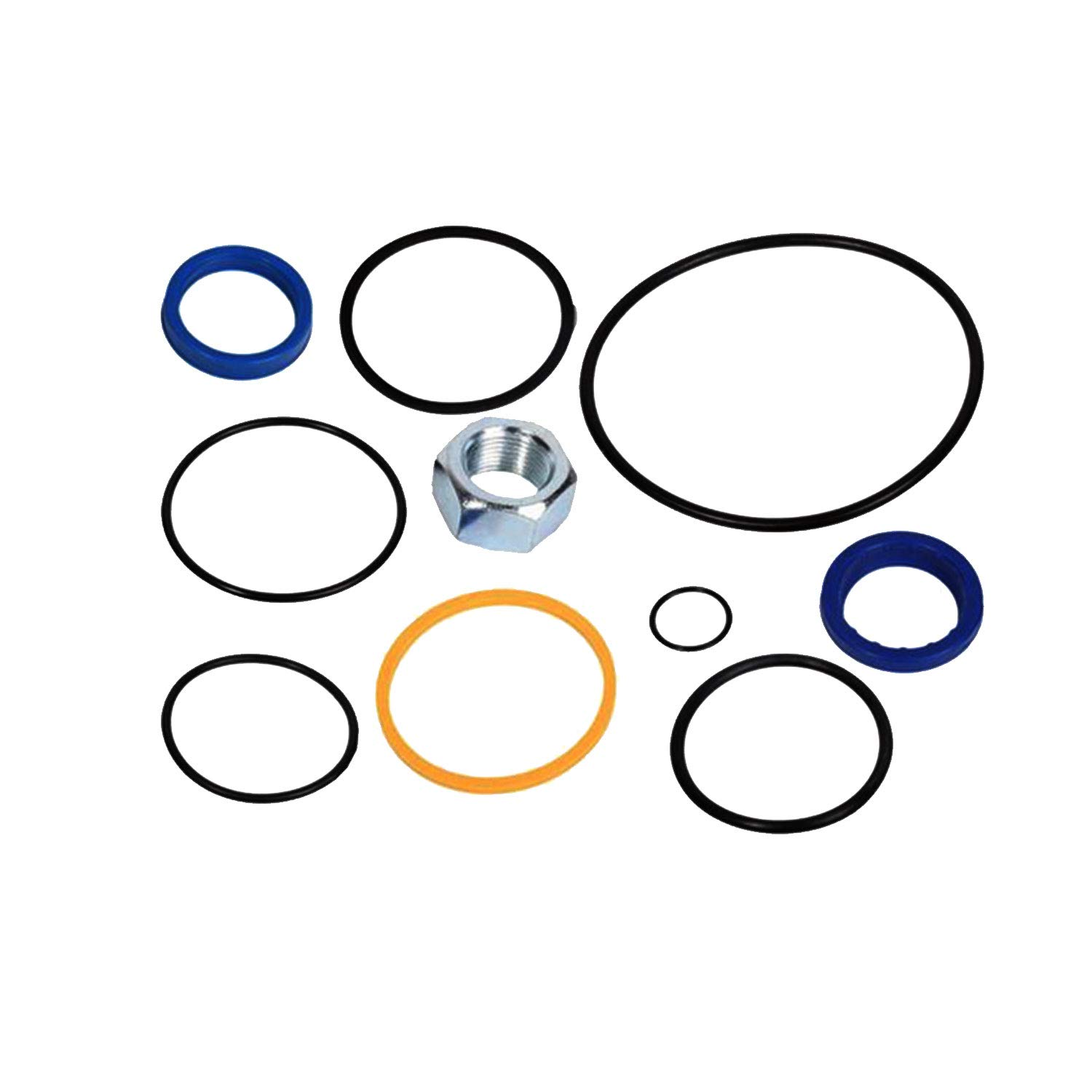 Notonmek Hydraulic Cylinder Seal Kit 6587790 for Bobcat 310 313 371 700 720 721 722 Skid Steer