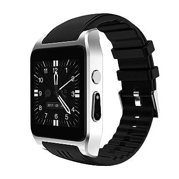 QTEC Reloj Inteligente Más Nuevo Deporte Caliente Bluetooth ...