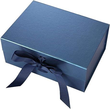 Dibor BW46 - Caja de regalo con tapa magnética sellada: Amazon.es: Hogar