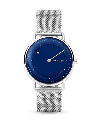 Skagen Reloj Analógico para Hombre de Cuarzo con Correa en Acero Inoxidable SKW6488: Amazon.es: Relojes