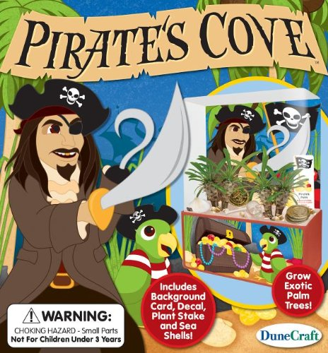 DuneCraft Pirate's Cove