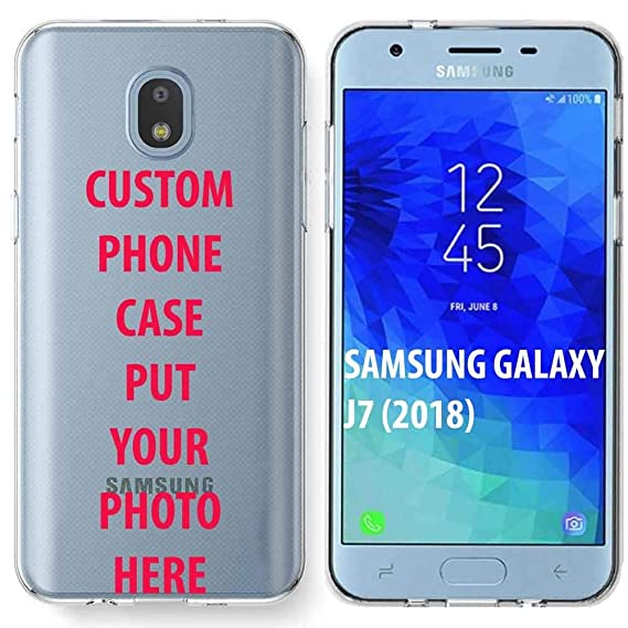 buy popular 56dc4 8a458 Amazon.com: Samsung Galaxy (J7 2018)/J7 Aero/J7 Refine/J7 Star/J737 ...