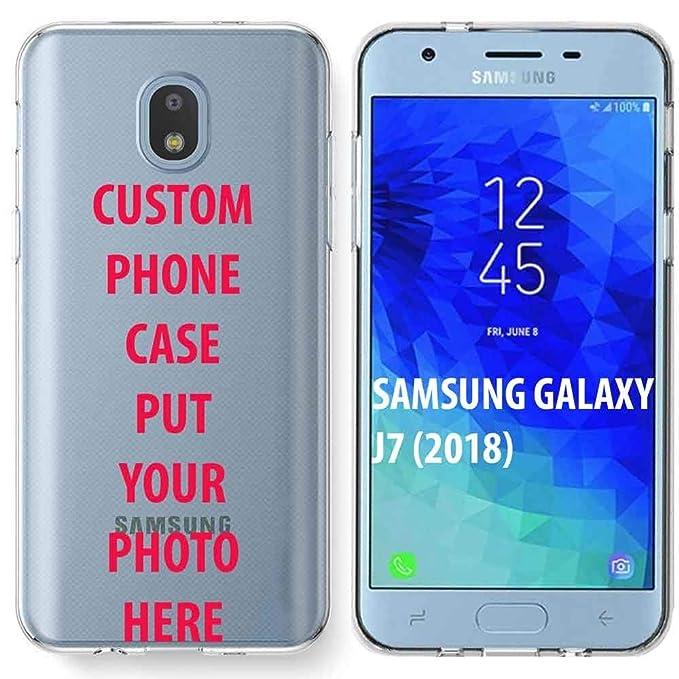 5b35389b95 Amazon.com: [SlickCandy] Samsung Galaxy (J7 2018)/J7 Aero/J7 Refine ...