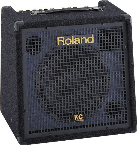 Roland KC-350 4-Channel 120-Watt Stereo Mixing Keyboard Amplifier by R O L A N D