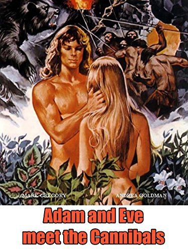 VHS : Adam And Eve Meet The Cannibals