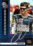Dale Earnhardt Jr Signed 2009 Press Pass Milestone NASCAR Trading Card - Autographed NASCAR Cards