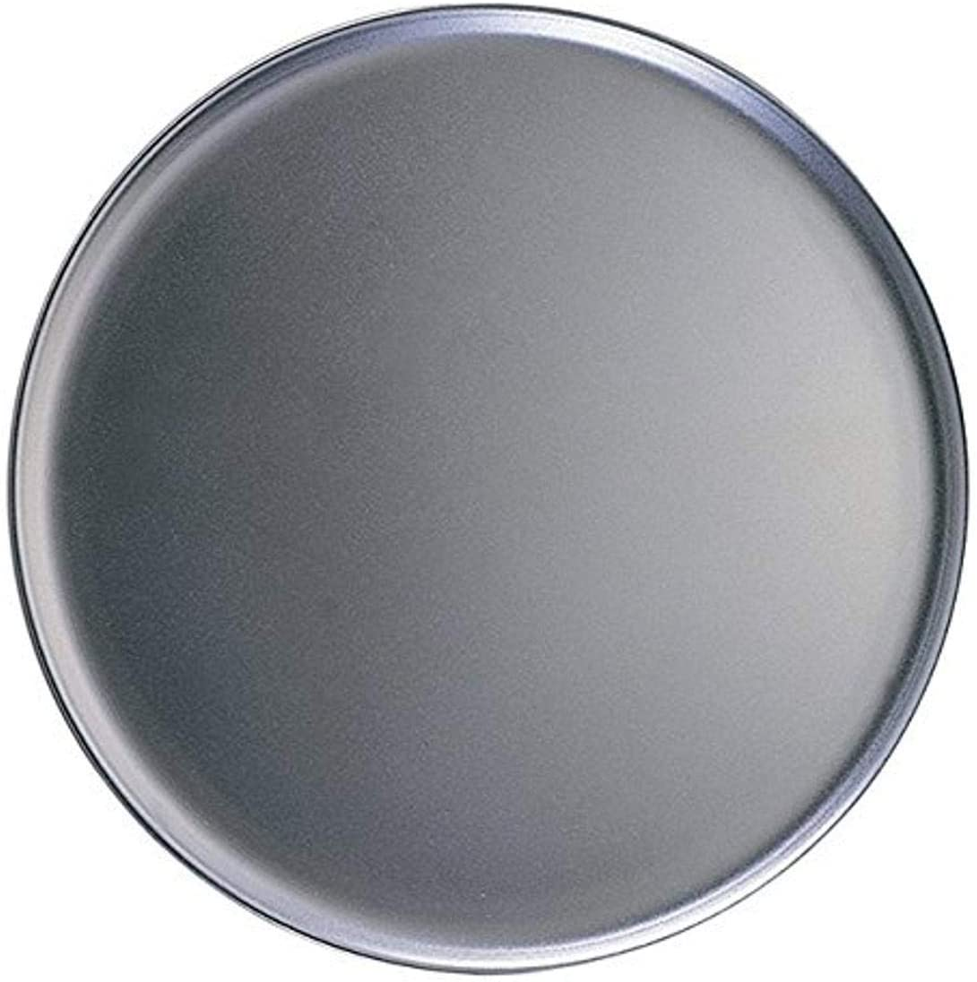 """American Metalcraft HACTP16 Coupe Style Pan, Heavy Weight, 14 Gauge Thickness, 16"""" Dia., Aluminum: Industrial & Scientific"""