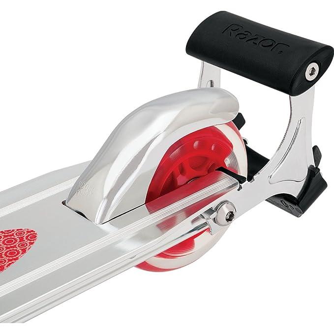 Amazon.com: Razor Spark+ - Patinete con ruedas de ...