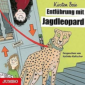 Entführung mit Jagdleopard Hörbuch