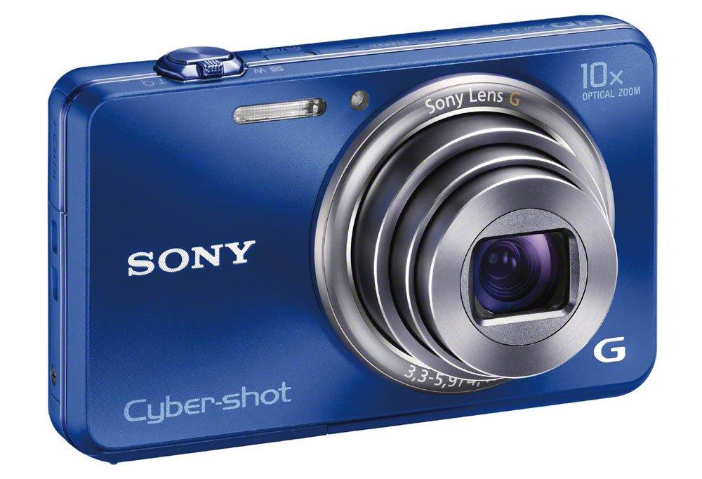 Amazon.com : Sony Cyber-shot DSC-WX150 18.2 MP Exmor R CMOS ...