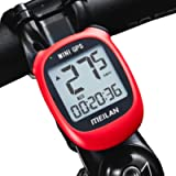 MEILAN M3 Mini GPS Bike Computer,GPS Speedometer, Wireless Cycling Computer Bike Odometer Bicycle Speedometer and…