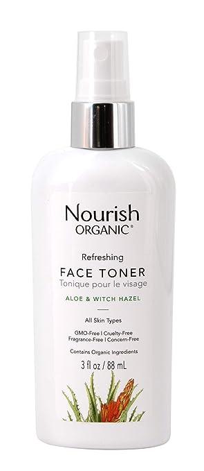 Nourish Organic Refreshing & Balancing Face Toner