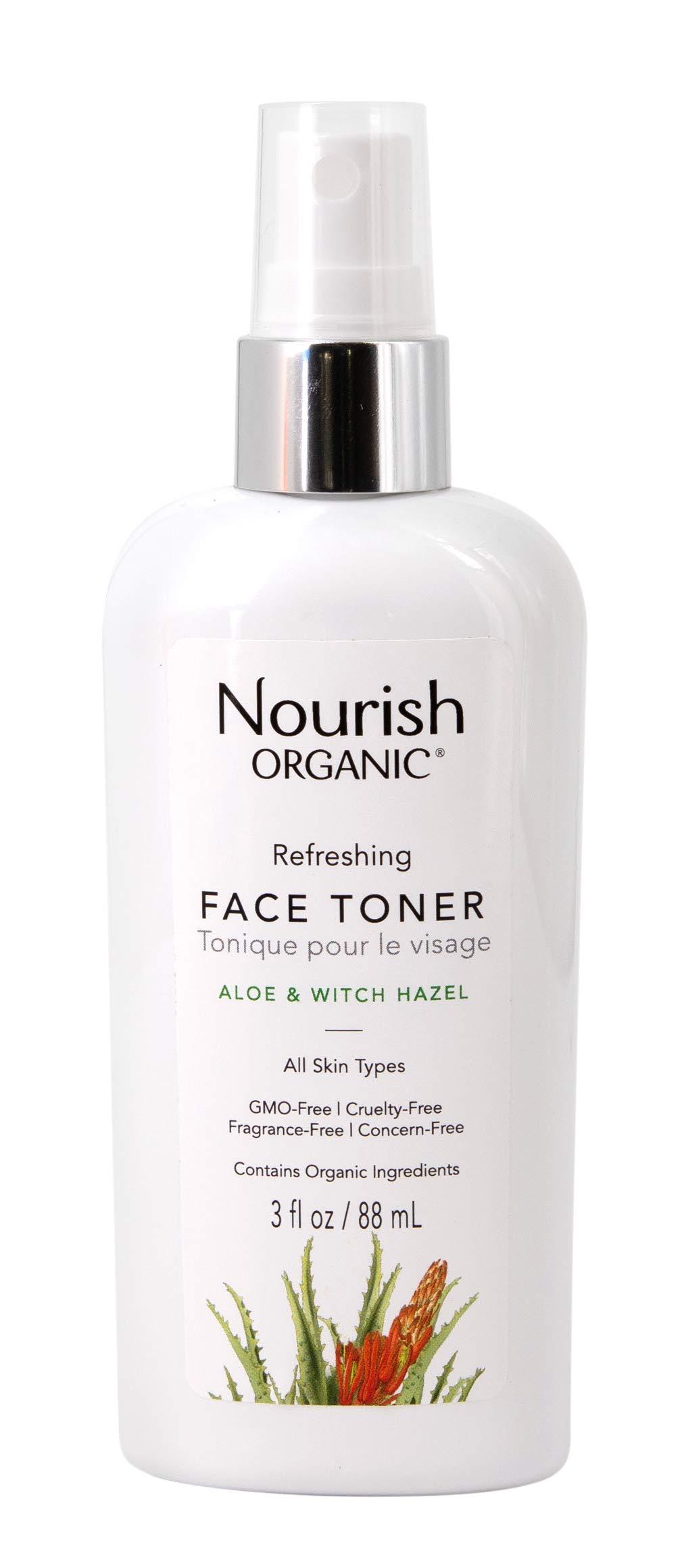 Nourish Organic Refreshing & Balancing Face