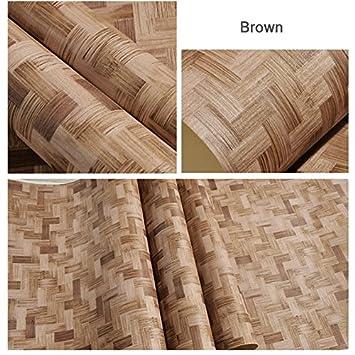 Duock Im Chinesischen Stil Imitation Stroh Bambus Textur Tapete