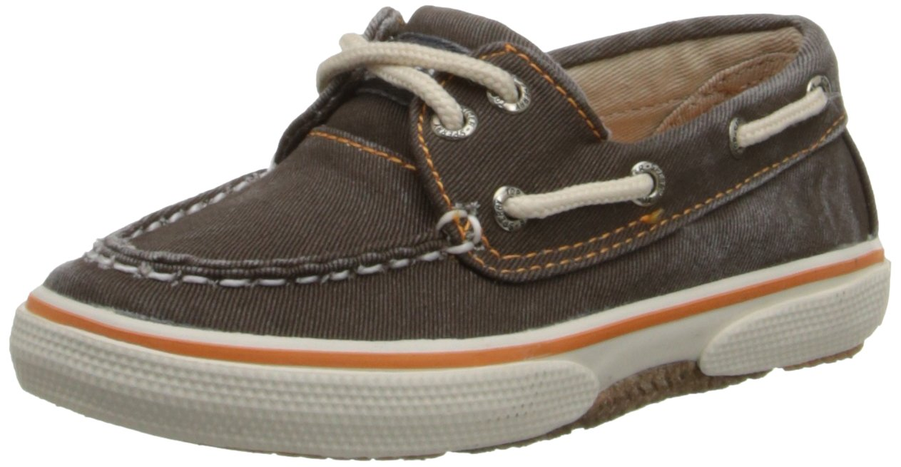 Sperry Halyard Boat Shoe (Toddler/Little Kid/Big Kid) Sperry Top-Sider Halyard (CB) - K