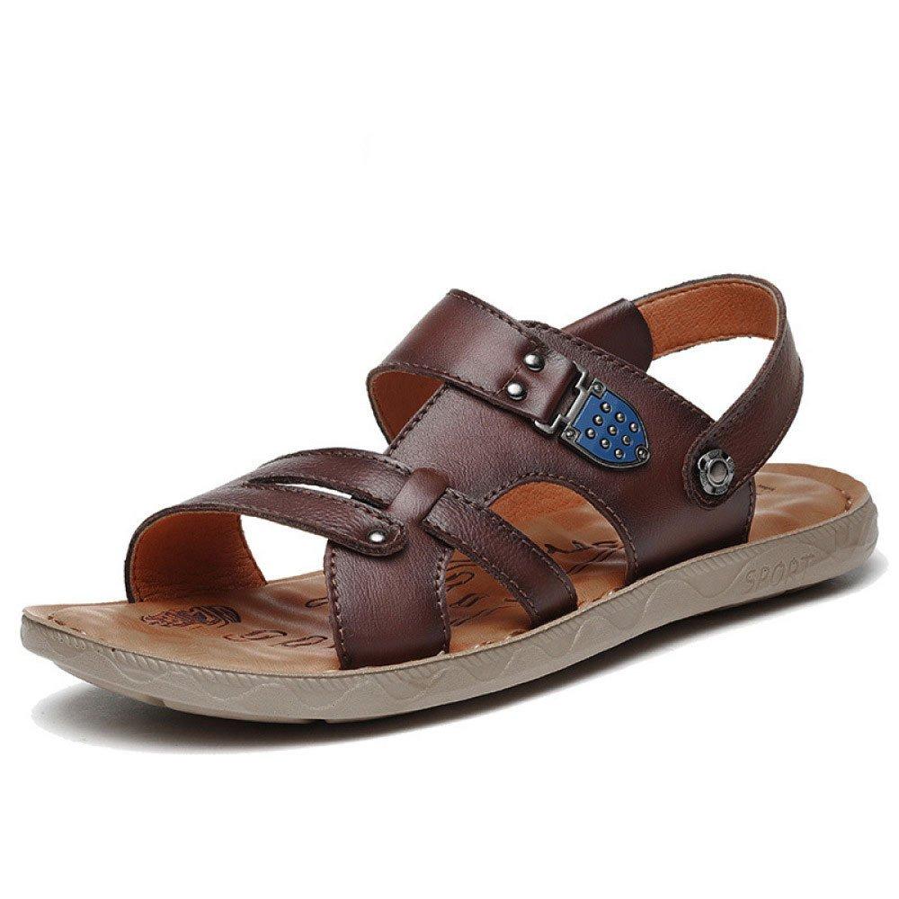 Sandalias De Los Hombres Zapatos De Playa De Verano Zapatillas Casuales Hombres 38 EU Brown