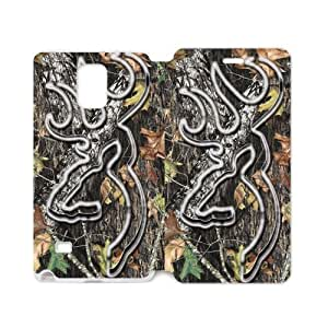 Generic Browning Cutter Confederal Camo Samsung Galaxy Note4 Cell Phone Cases Cover