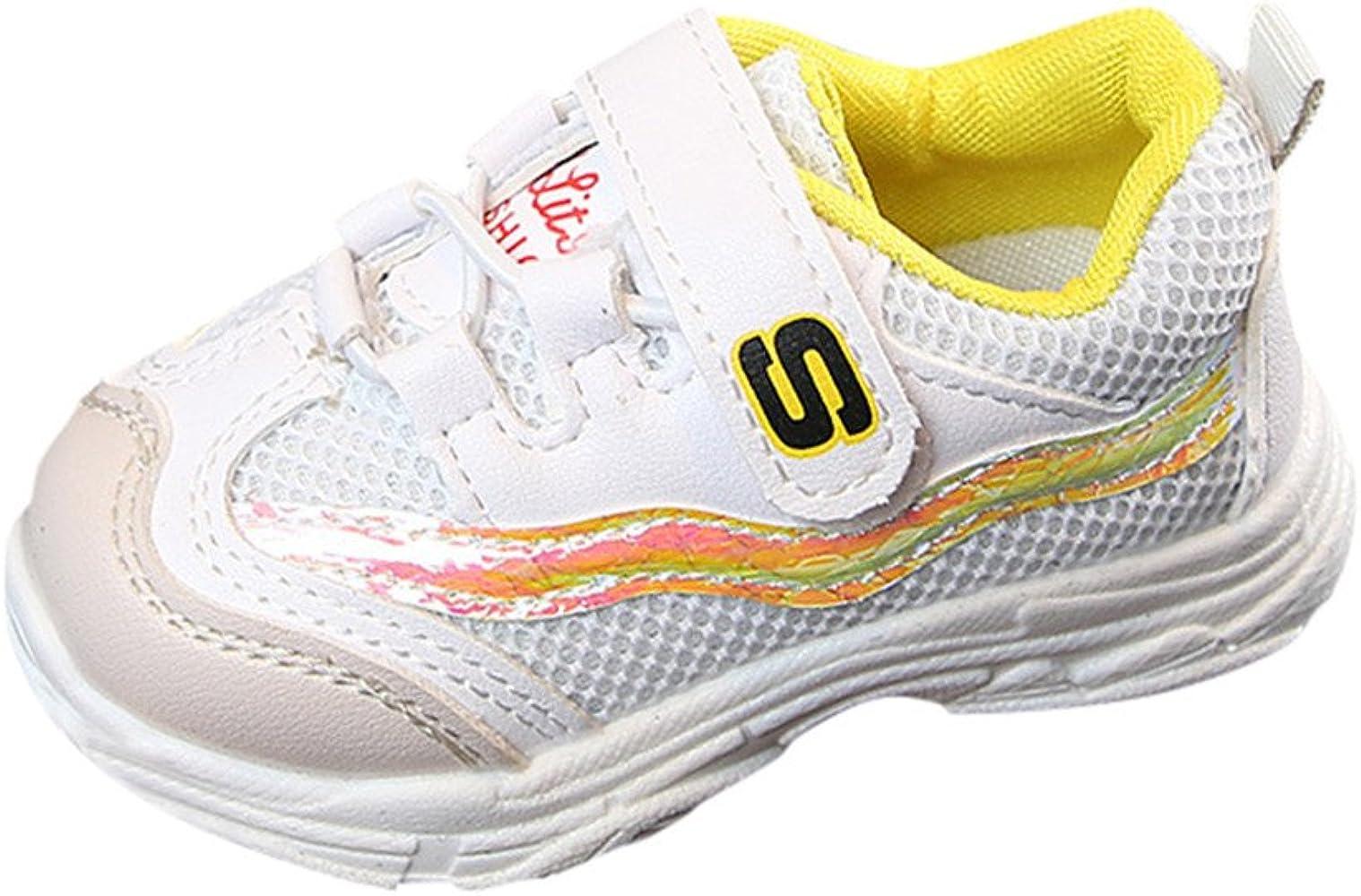 YanHoo Zapatos para niños Niños pequeños Deportes para niños ...