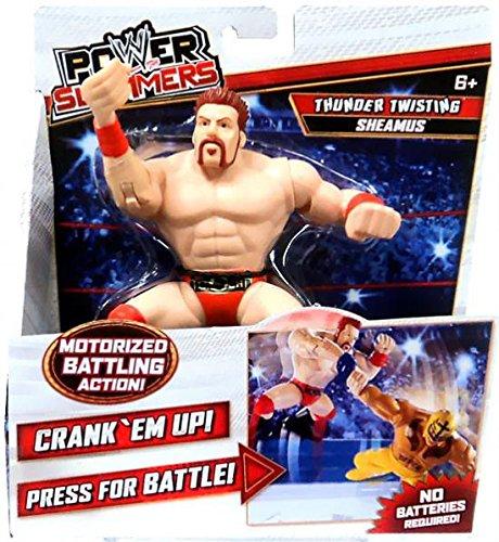 WWE Power Slammers Sheamus Figure Mattel Y0227