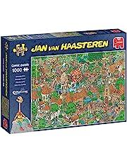 Jan van Haasteren Efteling, Sprookjesbos 1000 stukjes