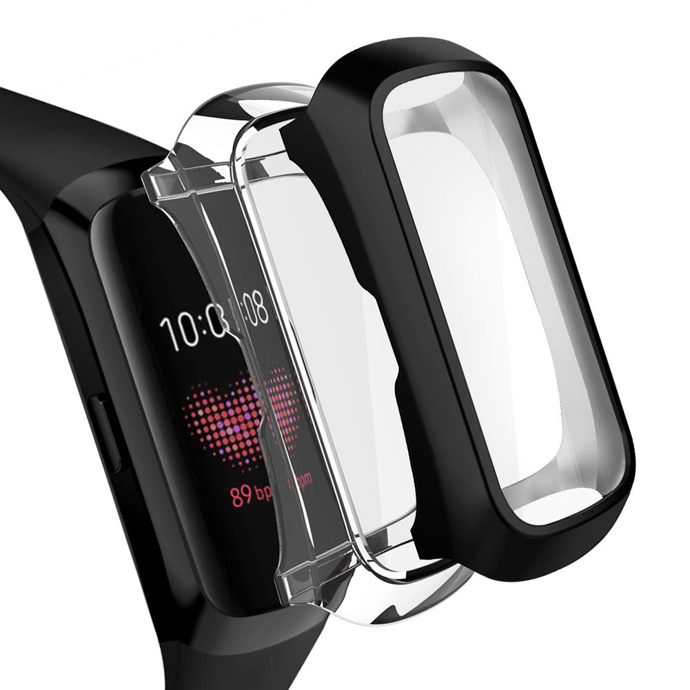 Funda Para Reloj Samsung Galaxy Fit (2 Unidades) (gwsg)