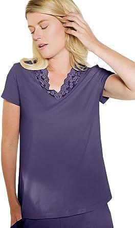 Lusome Everyday Womens Moisture Wicking Daphne Sleep Chemise Size XS-XL