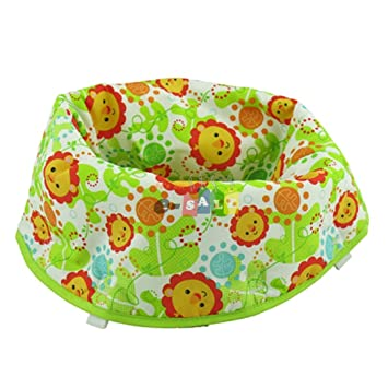 9969d5f9a0d6 Amazon.com   Fisher Price Jumperoo Replacement Seat Pad (CHN44 ...