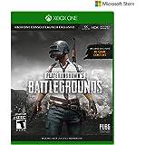 Player Unknown's Battlegrounds 1.0 (Xbox One)