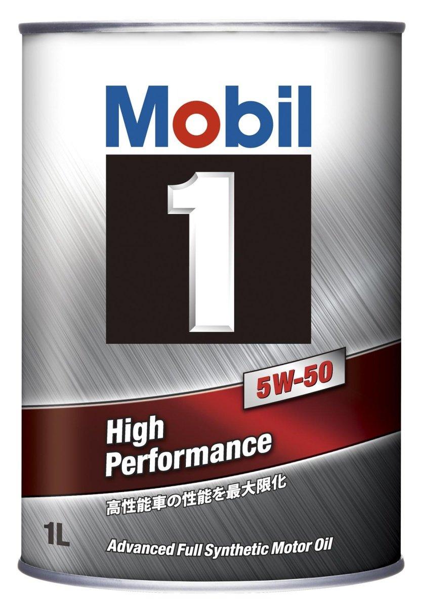 モービル/Mobil mobil 1 エンジンオイル 5W-50 入数:1L×12缶 B0092F5UU4