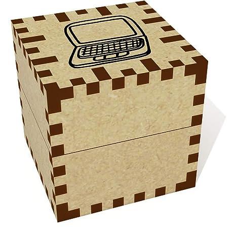 Azeeda Pequeña (39mm) Ordenador Portátil Joyería Caja (JB00038491)