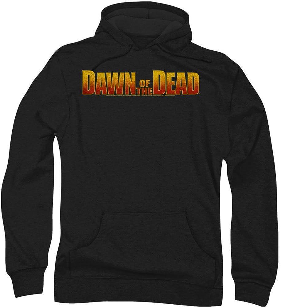 noir X-grand Dawn Of The Dead - - Aube Logo Hommes sweat à capuche