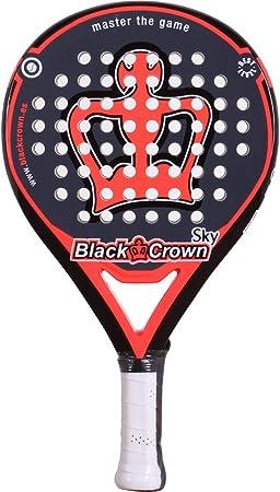 Pala de Padel Black Crown Sky: Amazon.es: Deportes y aire libre