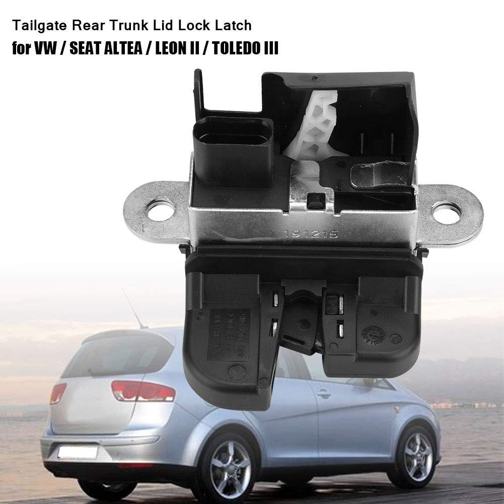 Fictory Cassetto portaoggetti-Guida a Sinistra Cassetto portaoggetti Coperchio Maniglia estrattore Compatibile con Audi A4 8E B6 B7 2001-2007