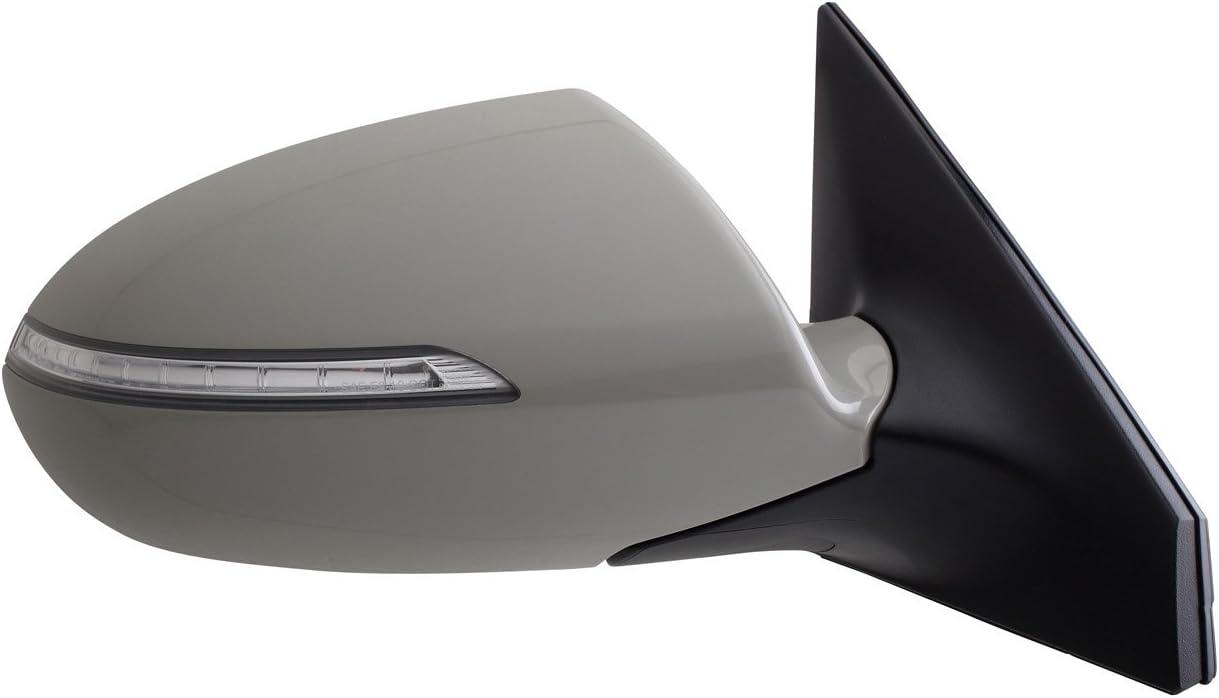 Multiple Manufactures KI1321185OE Standard No variation Door Mirror