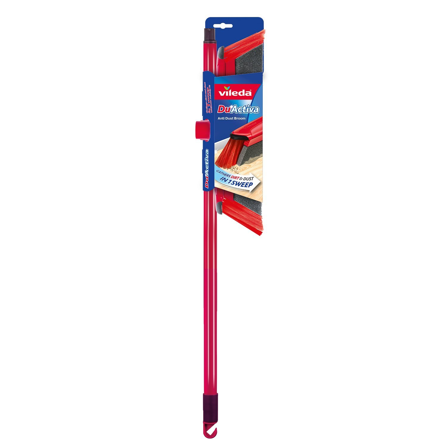 Vileda DuActiva Anti Dust Broom
