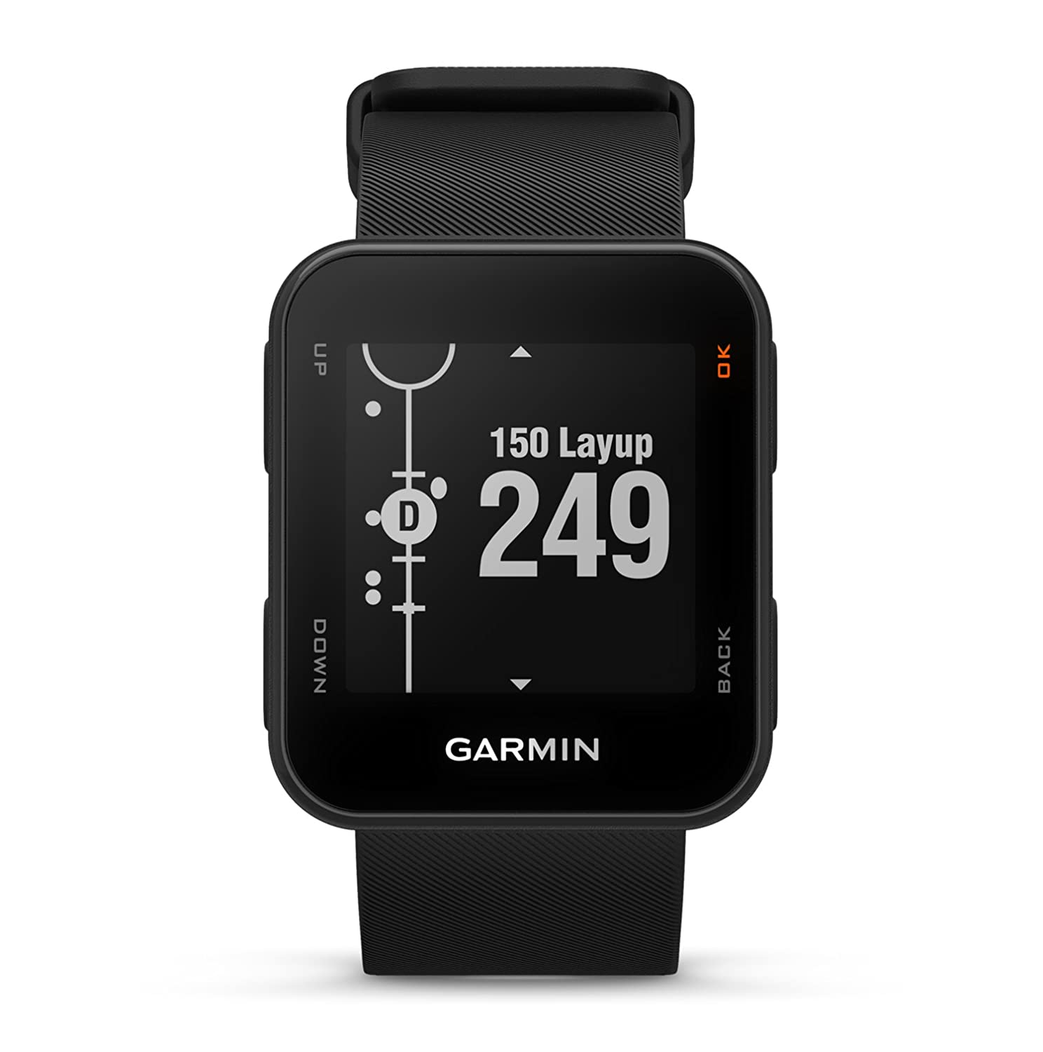 Amazon.com: Garmin Approach S10 (Black) Golf GPS Watch Power Bundle | Includes HD Screen Protectors & PlayBetter Portable Charger | 40,000 Pre-Loaded ...