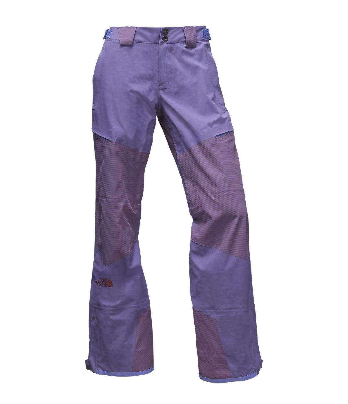 Women's The North Face Fuseform Brigandine 3L Snow Pants Medium Blue Fuse