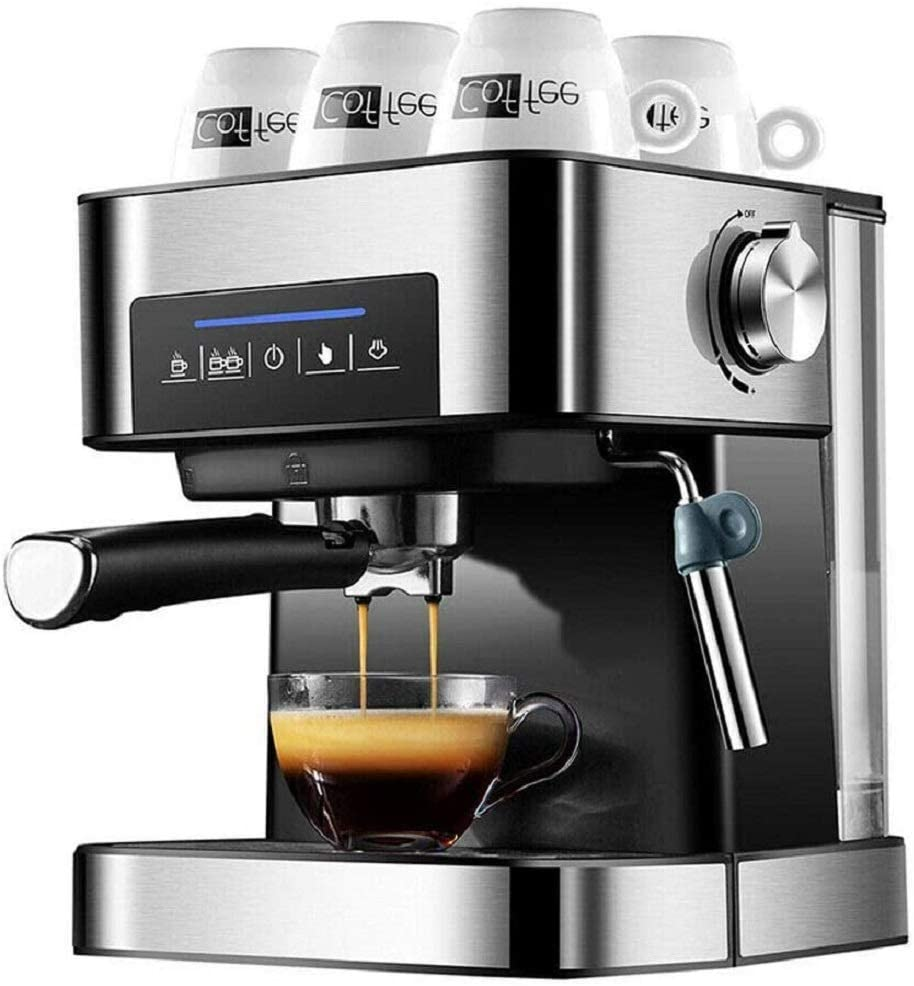 12 Cups Coffee Maker Machine 1.5L semi automatic