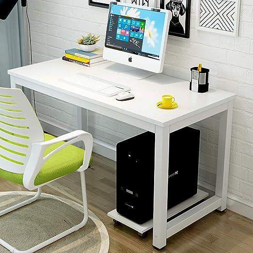 Mesa de ordenador Escritorio moderno de madera de estilo ...