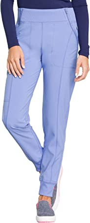 CHEROKEE Infinity CK110A Women's Mid-Rise Tapered Leg Jogger Pant