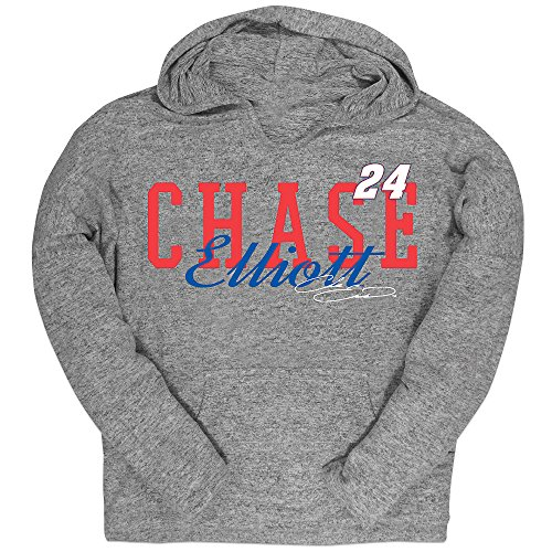 Chase Elliott NASCAR #24 Ladies Hooded Sweater free shipping