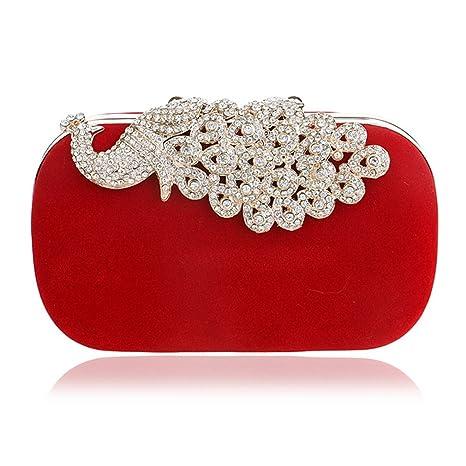 8f4e75755c 2018 Handbag Prom Bag Ladies Satin Lace Envelope Clutch Bag Womens  Crossbody Bag Bridal Wedding Women s