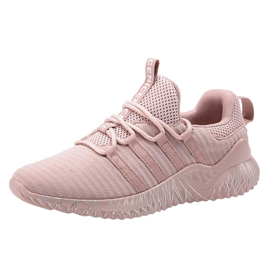 [Fitfulvan Shoes] レディース 35 M EU ピンク B07QGCDRT9