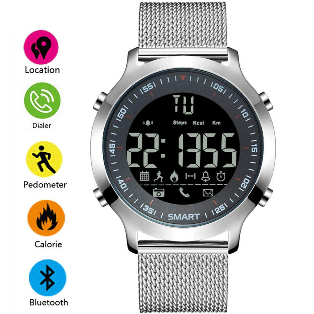 Amazon.com: Smart Watch Hombre Mujer Unisex Deportivos ...